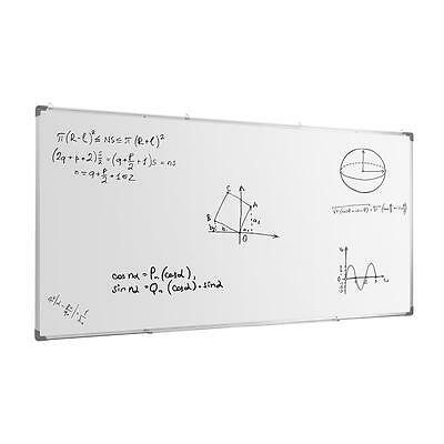 ONECONCEPT OFFICE SPORTS SCHOOL WHITEBOARD 200x100cm MAGNETIC