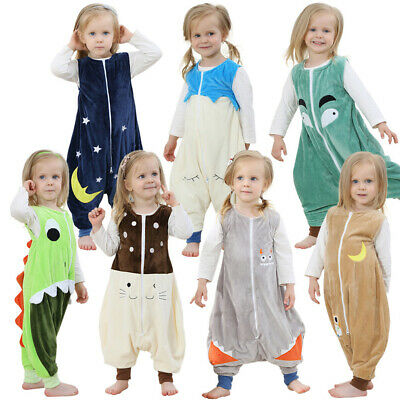 Children Onesies Pajamas Cartoon Cosplay Costumes Sleepwear Kids Boy Girl Pyjama