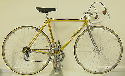 Classic Vintage 1970's Italian Road Racing Bike Campagnolo Record 50cm