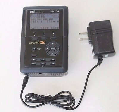 FireStore FS-100 by Focus Enhancements 100GB w/battery and charger