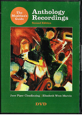 The Musician's Guide, Anthology Recordings, W/Jane Clendinning, Elizabeth Marvin