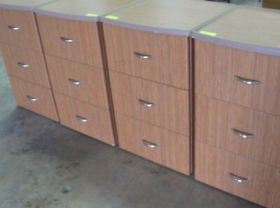 Stryker Nightstands with casters