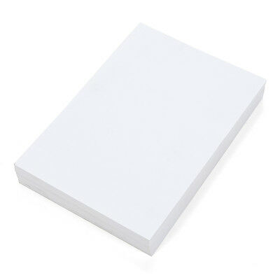 PREMIUM A4 WHITE CARD SMOOTH CRAFT HOBBY PRINTER THICK MEDIUM THIN 160,200,300gm