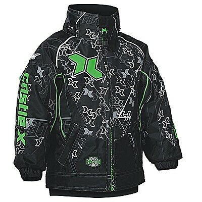 Castle X Toddler Jacket Switch Green Ace