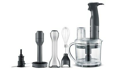 Breville BSB530XL All in One Immersion Hand Blender 110 Volts