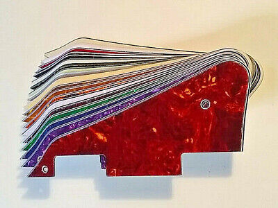Les Paul LP Guitar Pickguard Scratchplate Project Replacement Choice of Colours