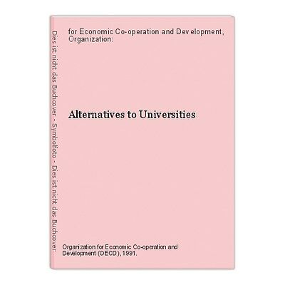 Alternatives to Universities for Economic Co-operation and Development, Organiza