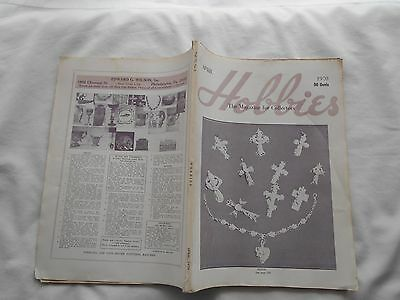 Hobbies-The Magazine For Collectors-April,1970--Crosses