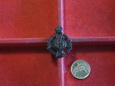 Original Canadian - WWII - Canadian Army Chaplain Corps Collar Badge