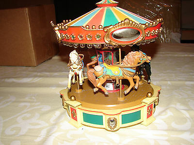 The Carousel Dream A Visual And Musical Masterpiece Enesco 1983