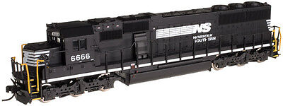 ATLAS 49145 N Scale SD60 NS 6574 (Norfolk Southern) +DCC C-10 Mint - Brand New