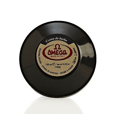Omega Shaving Soap Pot - 150ml