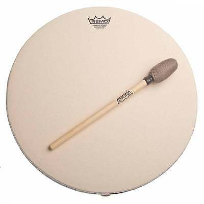 """Remo 14"""" Buffalo Synthetic Skin Drum (With Comfort Sound Technology)"""