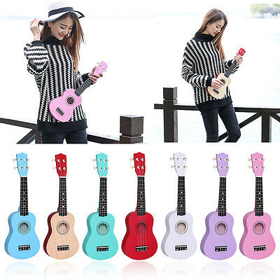 High Quality Professional 21Inch Acoustic Ukulele Musical Instrument~WS