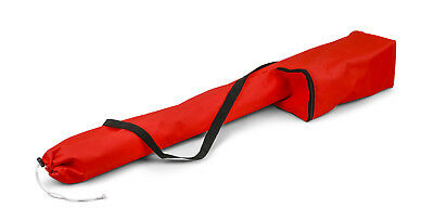Carrying Bag PRO for HAEST Agility Hurdle Set - Durable - Red