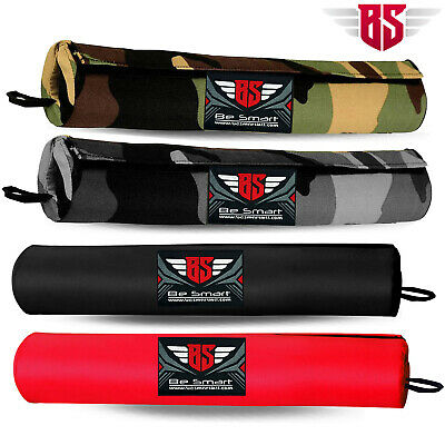 Barbell Pad Squat Bar Support Weight Lifting Protective Foam