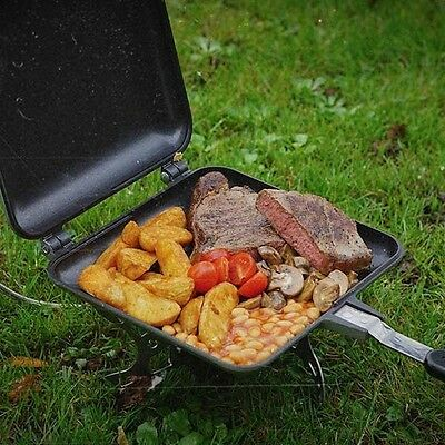 RidgeMonkey Deep Fill Toaster Sandwich for Pêche Camping Plaques