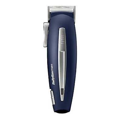 BaByliss for Men Ceramic Smooth Cut Hair Clipper Trimmer Mains & Cordless 7474U