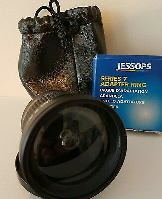 Camera Semi-Fisheye Lens Jessops 52mm 0.42x