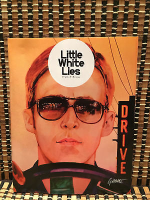 Drive: Little White Lies - Truth & Movies (OOP 32 Page Book)Canadian Exclusive