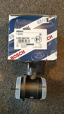 AUDI A4 A3 1.9 1.9TDI Mass Air Flow MAF Sensor Meter Genuine Bosch 0281002757