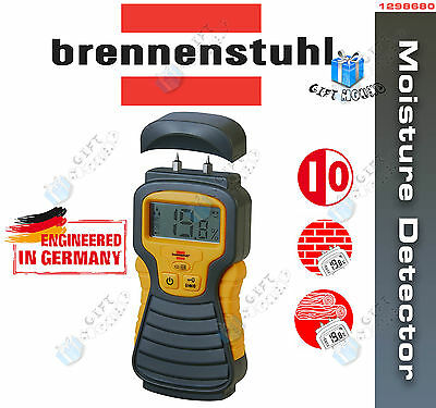 Brennenstuhl 1298680 Moisture Detector MD *** FREE EXPRESS DELIVERY ***