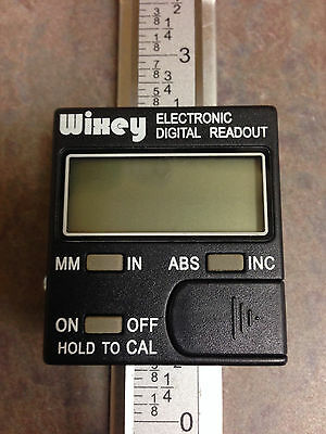 Wixley Universal Digital Height Gauge for Thickness Planers