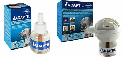 ADAPTIL Happy Home-Start Set / Nachfüller / Spray / Halsband- Original 1.a. Ware