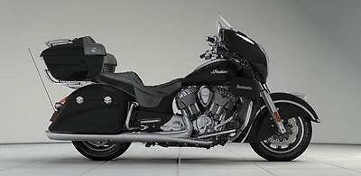 2017 Indian 1811cc Roadmaster super tourer with Ride Command interface