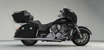 Brand New 2018 Indian Roadmaster in Thunder Black - 5 YEAR WARRANTY - 1 YR RAC