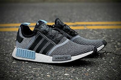 53e1c07deeb5 Adidas NMD R1 Runner S79158 S79159 ( All Size ) PK Boost Knit Limited City