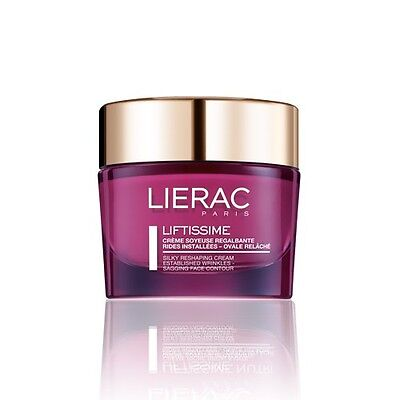 Lierac Liftissime Crema Setosa 50 Ml Acido Ialuronico Lifting Antirughe