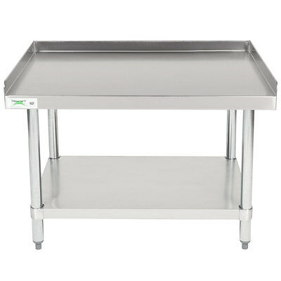 "NEW Regency 24"" x 36"" Stainless Steel Work Prep Table Commercial Equipment Stand"