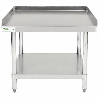 "NEW Regency 30"" x 30"" Stainless Steel Work Prep Table Commercial Equipment Stand"