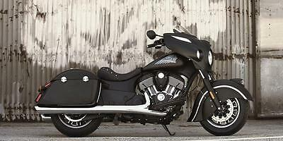 2018 Indian Chieftain Dark Horse 1811cc Tourer - 5 YEAR WARRANTY - 1 YR RAC