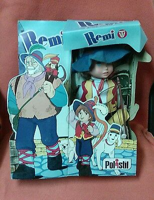 Action Figure Remi G-24 Polistil Vintage 1979 Made In Italy