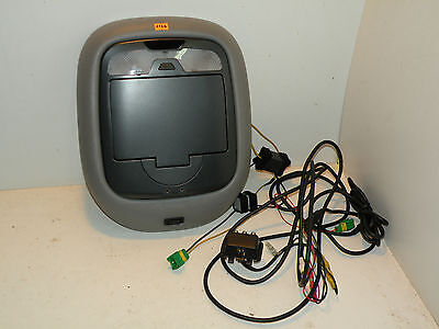 Alpine Mobile Overhead Monitor Lcd Tmx-R680A With Wiring