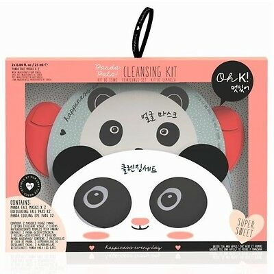 Oh K! Panda Pals Cleansing Kit #NPW44584
