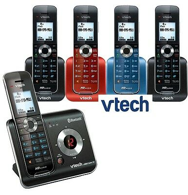 Vtech DS6472 DECT 6.0 Connect to Cell BLUETOOTH 5 Handset Cordless Phone System