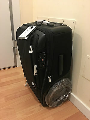 G-Ro carry-on bag hand luggage Pro business +charger + tracker