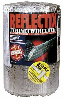 Reflectix ST16025 Staple Tab Insulation 16 Inch x 25 ft Roll...NEW