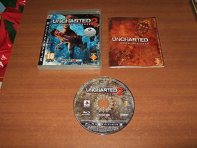 Uncharted 2 Among Thieves für Sony Playstation 3 / PS3