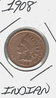 USA 1908 Indian Cent...Take A look !!