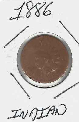 USA 1886 Indian Cent....Take A look !!