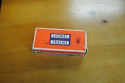 Lionel Post War 1007 Caboose BOX ONLY