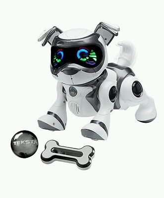 Teksta Voice Recognition Puppy Electronic Pet Robot 5th Generation Dog-Brand New