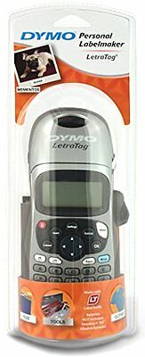 DYMO Letratag LT-100H Personal Hand-Held Label Maker (1749027)...NEW