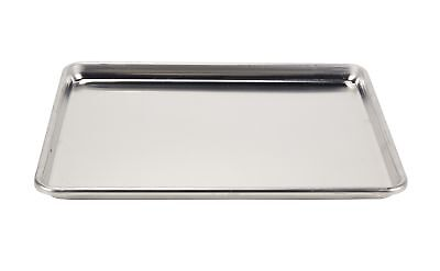 Vollrath 1-Piece Wear-Ever Half-Size Sheet Pans Set 18-Inch x 13-Inch Aluminum