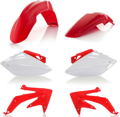 Acerbis Plastic Body Kit for Honda CRF 450 R CRF450 R 05-06 Stock 2071100206