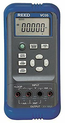 REED Instruments R5820 (VC05) Loop Calibrator Standard NEW